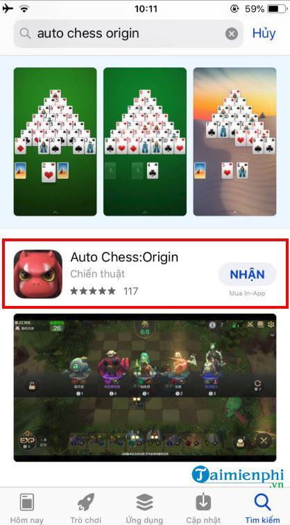 huong dan tai va cai dat auto chess mobile tren android ios 2