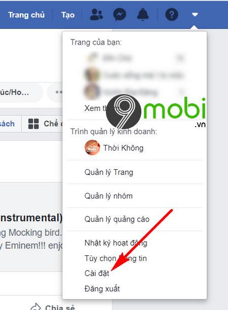 huong dan tuy chinh phu de video tren facebook 2