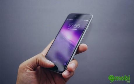 khac phuc iphone 7 bi loi van tay