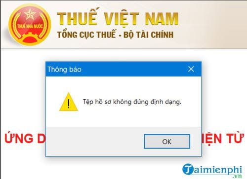 itaxviewer khong doc duoc file xml 2