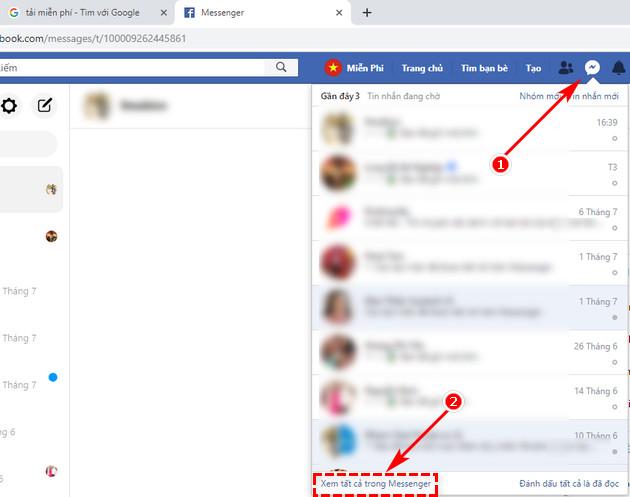 khoi phuc tin nhan facebook da bi xoa hoan toan 2