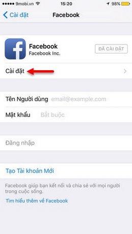 loi tai anh len facebook