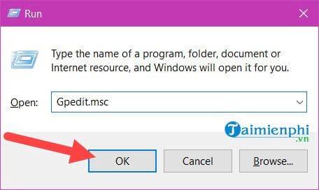 Cách kích hoạt Gpedit msc trên Windows 10 Home