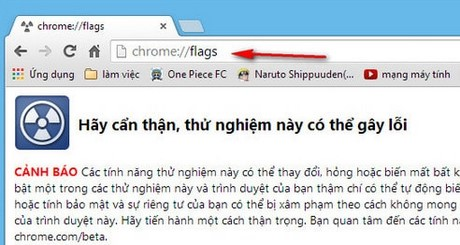 chich tinh tinh cang Guest Browsing tren Chrome