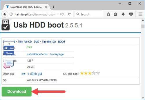 tao usb boot windows 10 8 1 8 7 bang usb hdd boot 2
