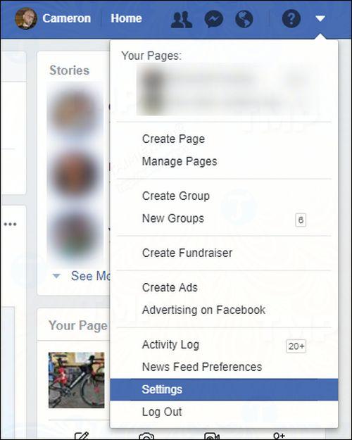 lam gi neu tai khoan facebook bi tan cong 2