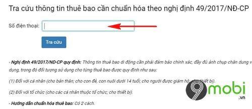 link tra cuu thong tin sim viettel vina mobi vietnamobile 2