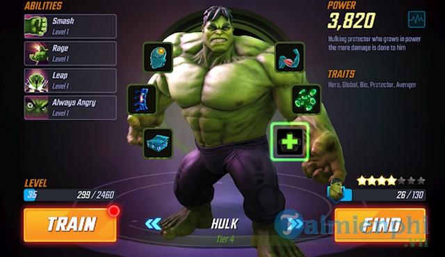 marvel strike force game de tai marvel nhap vai loi cuon don guc fan bang ban mobile moi ra 2