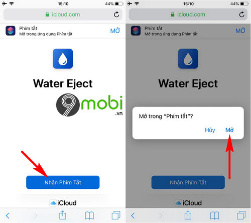 meo thoi nuoc hut nuoc trong iphone khi bi dinh nuoc 2