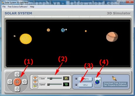 solar system orbit simulator - photo #34