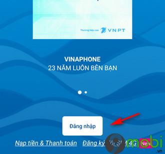 nap tien thue bao vinaphone bang my vnpt 2