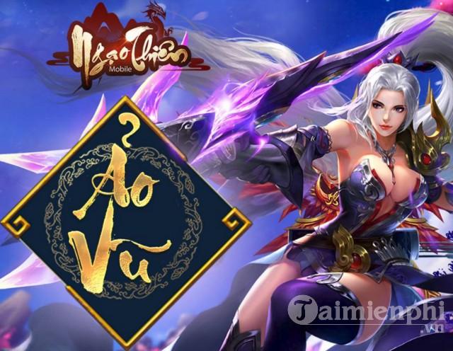 ngao thien mobile game nhap vai vo hiep cua gamota phat hanh tai viet nam trong thang 4 2