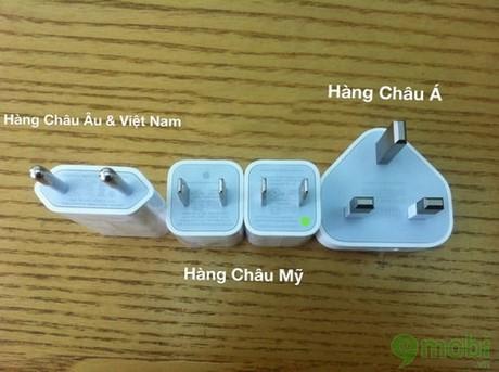 nhan biet sac iphone 7 chinh hang