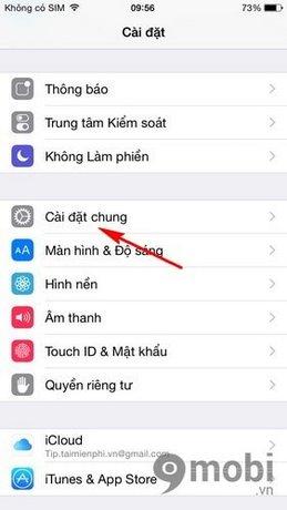 cach nhan tin bang giong noi tren iphone