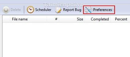 quet virus tren cac file tai ve orbit downloader