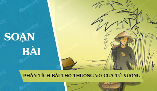 phan tich bai tho thuong vo