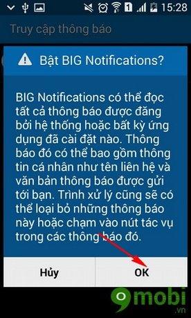 tai Big Notification cho Android