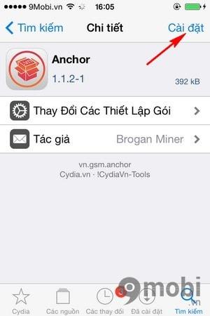 thay doi vi tri icon tren iPhone