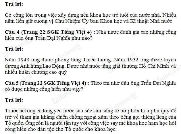 soan tieng viet lop 4 soan bai anh hung lao dong tran dai nghia