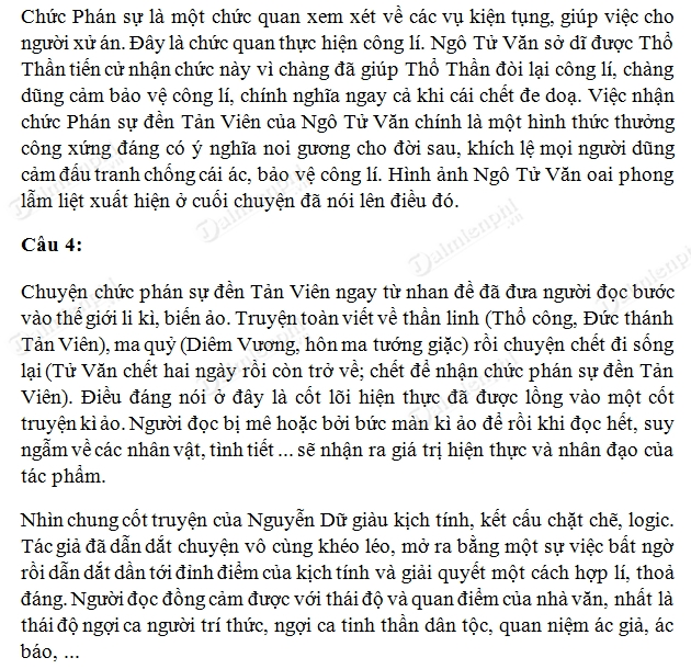 soan bai chuyen chuc phan su den tan vien