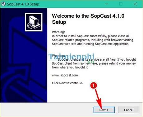 sopcast 4 1 xem bong da truyen hinh truc tuyen