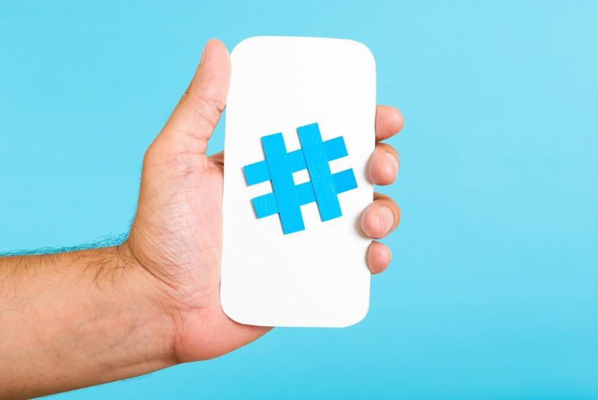 su dung hashtag cho chien dich marketing tren twitter 2