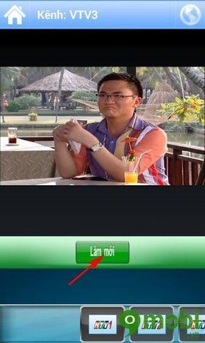 su dung Viet Mobi TV tren Android
