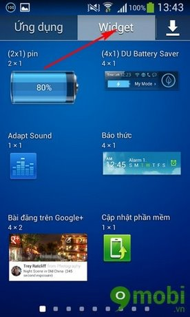 cach dung du battery saver