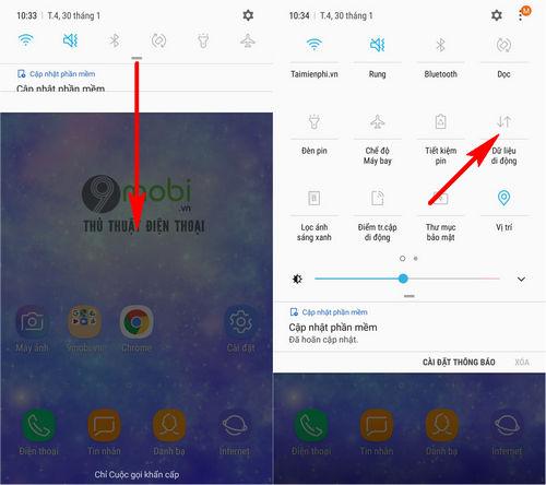 sua loi 3g 4g viettel khong choi duoc lien quan mobile lol 2