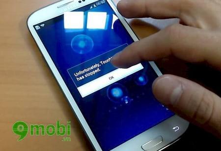 sua loi com android phone tren dien thoai samsung 2
