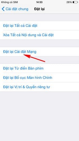 loi nhan tin nhan tren iPhone 6