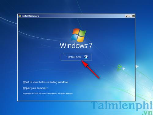 sua loi setup was unable to create a new system partition khi cai win 7