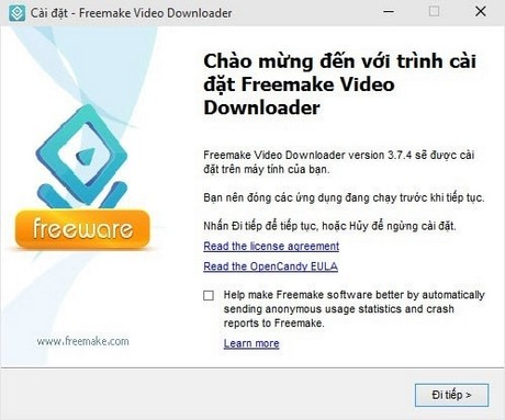 Freemake Video Downloader How to install, upload video to Facebook, Youtube