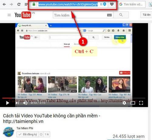 download video nhac youtube bang youtubeconverter