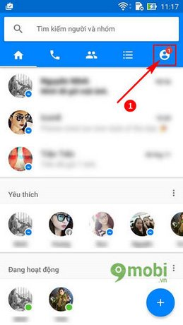 cach tat luu anh Facebook messenger tu dong