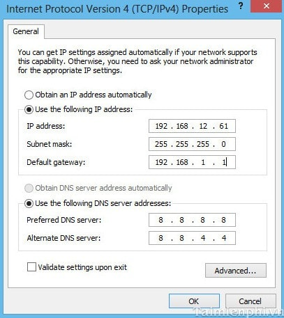 Change the IP address quickly with X-Proxy