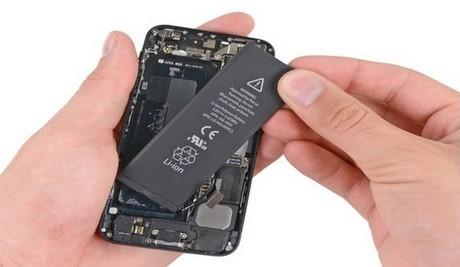 thay pin iphone 5 ha noi