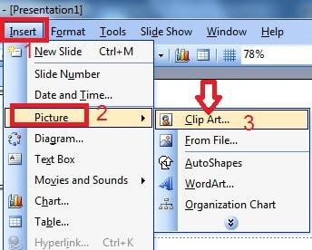 Clip Art Trong Powerpoint 2013