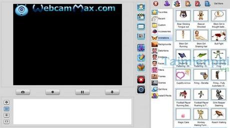 tao hieu ung cho webcam