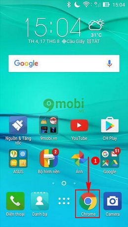 Data Saver tren Google Chrome
