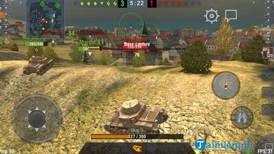 top game ban tank hap dan nhat 2