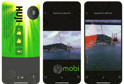 Top ứng dụng chụp ảnh màu film trên iPhone siêu đẹp