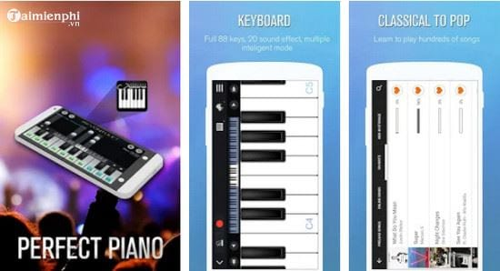 ung dung dan piano cho android iphone