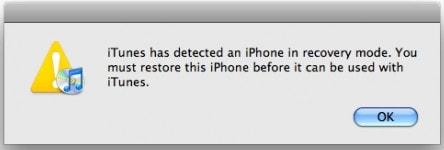 cach dua iphone ve che do dfu