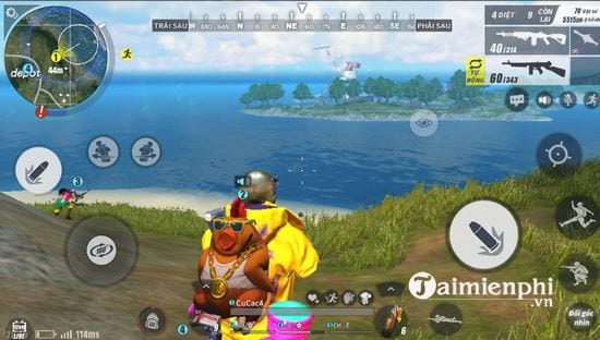 vi sao rules of survival gio day ngay cang nhat 2