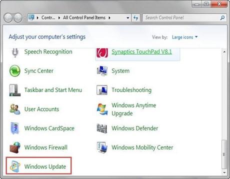 cach vo hieu hoa windows update