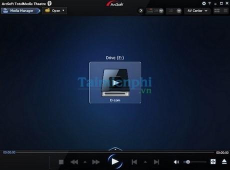 Arcsoft TotalMedia Theatre - View 3D movie with great quality