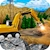download Heavy Excavator Stone Driller Simulator Cho Android