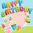 download Tải hình nền chúc mừng sinh nhật Bó Hoa