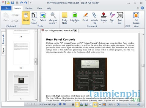 download EXPert PDF Reader
